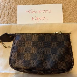 *BRAND NEW* Louis Vuitton Mini Pochette